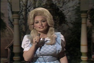 Dolly Parton Footage from Dinah's Place