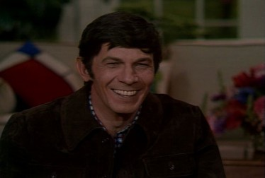 Leonard Nimoy Footage from Dinah's Place