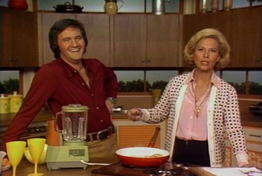 Roger Miller & Host Dinah Shore on Dinah's Place Footage