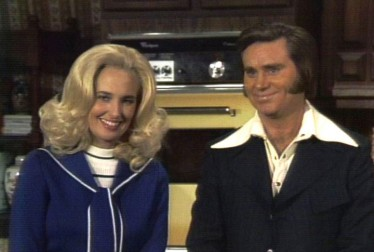 Tammy Wynette & George Jones 70s Country Music Footage