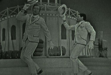 Buddy Ebsen Footage from The Entertainers