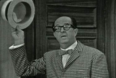 Phil Silvers Footage from The Entertainers