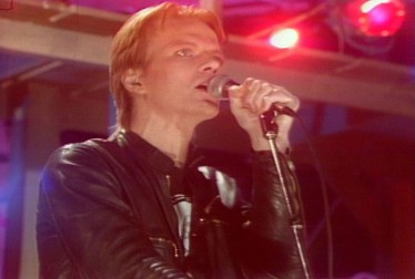 Jim Carroll 80s Alternative Rock Footage