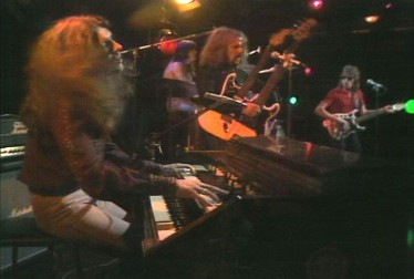 Argent 70s Rock Footage