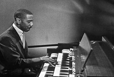 Jimmy Smith Footage from Jazz Scene USA