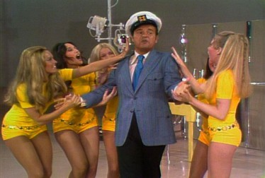 Dom Deluise Footage from The Jerry Reed When You're Hot You're Hot Hour