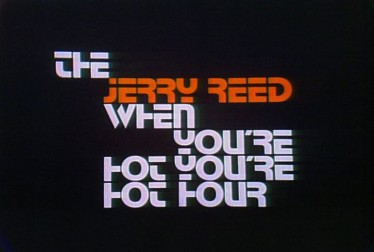 The Jerry Reed When You're Hot You're Hot Hour Library Footage