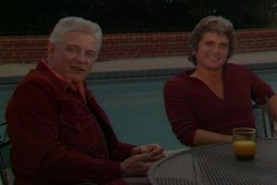 Jerry & Michael Landon