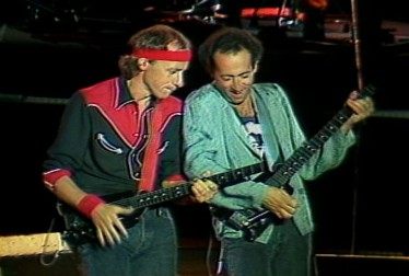 Dire Straits 80s Pop Footage