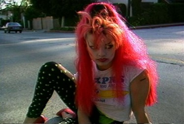 Nina Hagen 80s Alternative Rock Footage