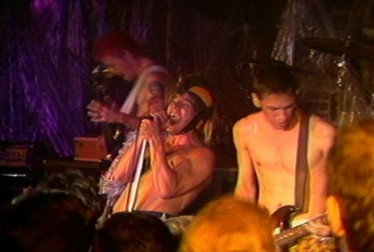 Red Hot Chilli Peppers 80s Alternative Rock Footage
