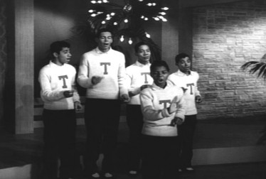 Frankie Lymon 50s Rock-n-Roll Footage
