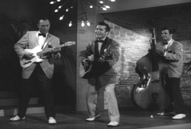 Johnny Burnette 50s Rock-n-Roll Footage