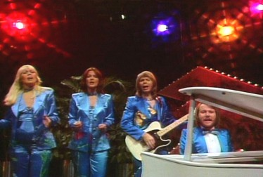 Abba Disco Footage