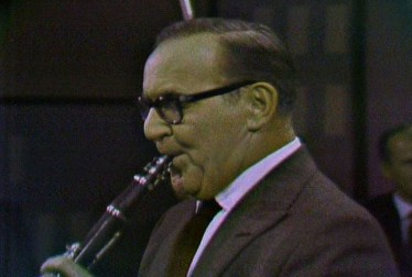 Benny Goodman Jazz & Blues Footage