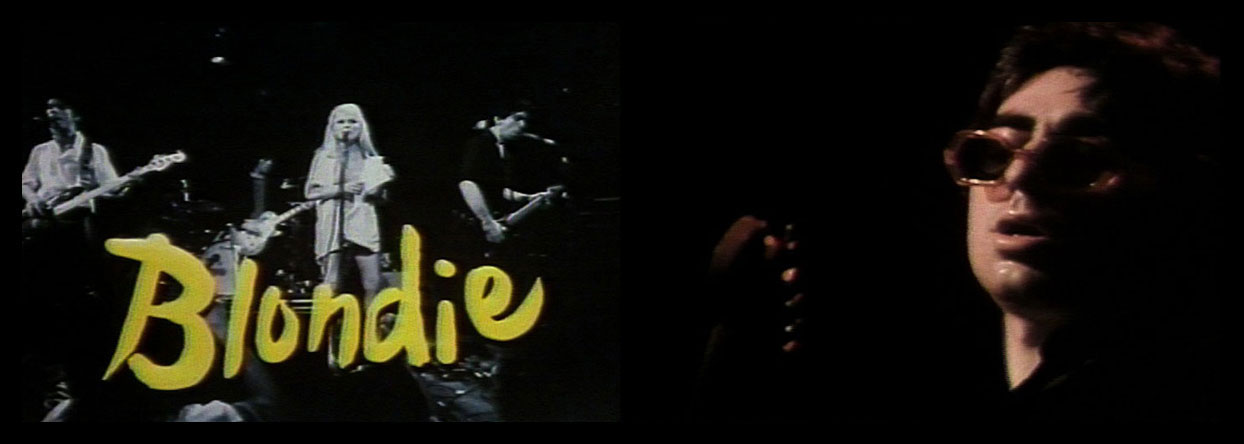 Blondie-chrisCU Footage from home
