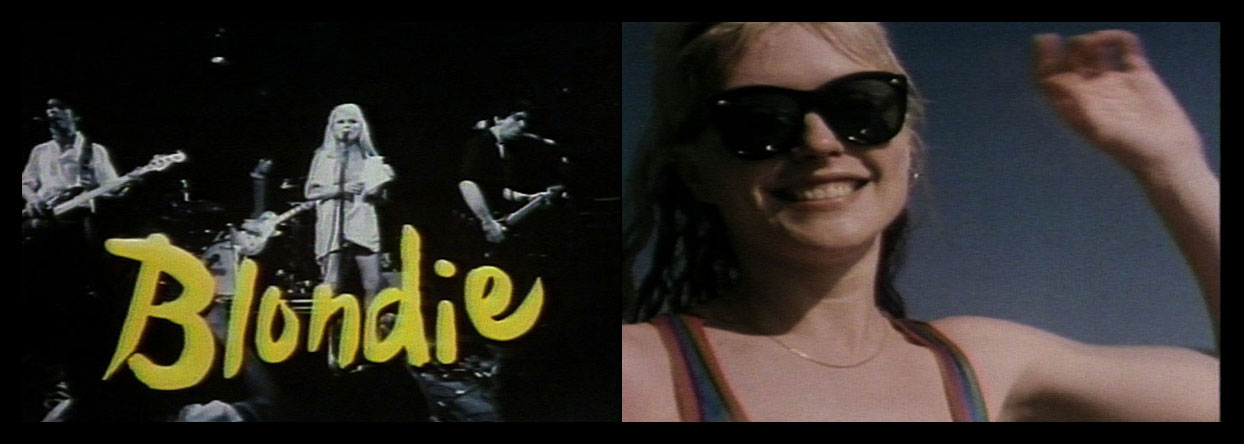 Blondie-debbiebeach1 Footage from home
