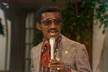 Sammy Davis Jr. Pop Vocalists Footage