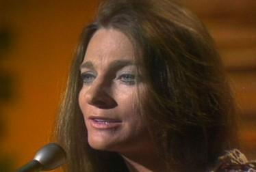 Judy Collins Folk Music Footage