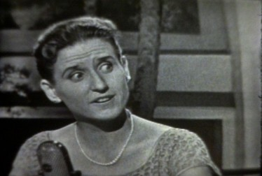 Ann B. Davis Footage from Jukebox Jury