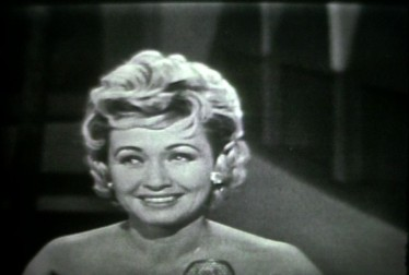 Jane Powell Footage from Jukebox Jury