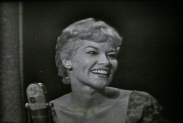 Patti Page Footage from Jukebox Jury