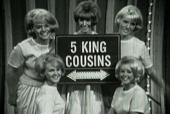 5 King Cousins