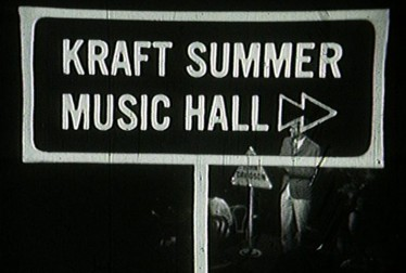 Kraft Summer Music Hall Library Footage