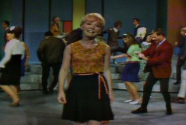 Petula Clark Footage from Lloyd Thaxton Show