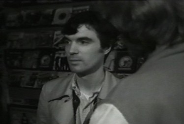 David Byrne Footage from Never Mind The Sex Pistols Here's The Bollocks