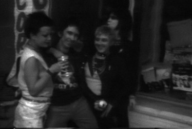Stiv Bators on Never Mind The Sex Pistols Here's The Bollocks Footage