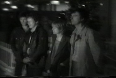 Talking Heads Footage from Never Mind The Sex Pistols Here's The Bollocks