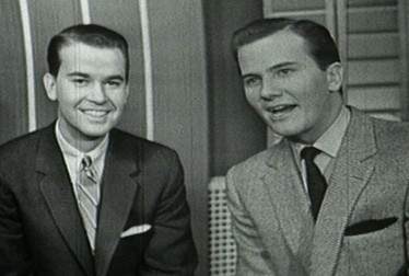 Dick Clark Footage from Pat Boone Chevy Showroom