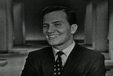 Host Pat Boone on Pat Boone Chevy Showroom Footage