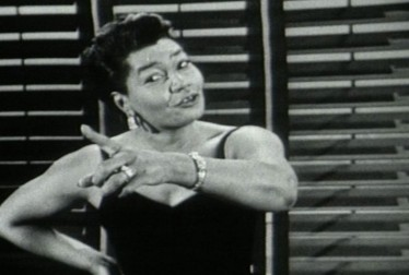 Pearl Bailey Footage from Pat Boone Chevy Showroom