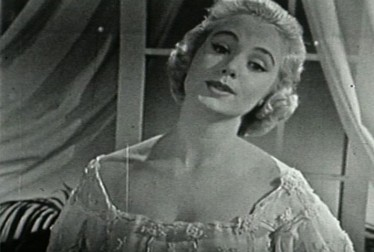 Shirley Jones Footage from Pat Boone Chevy Showroom