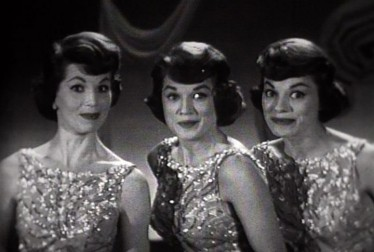 The McGuire Sisters Pop Vocalists Footage