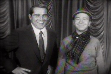 Red Buttons Footage from Perry Como Show & Perry Como's Kraft Music Hall