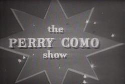 Perry Como Show