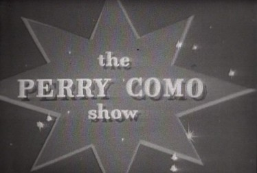 Perry Como Show & Perry Como's Kraft Music Hall Library Footage