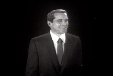 Host Perry Como on Perry Como Show & Perry Como's Kraft Music Hall Footage