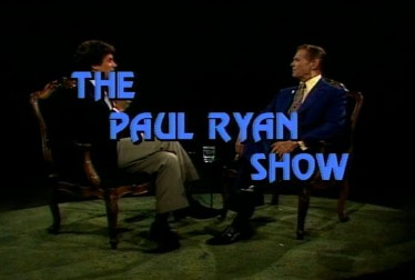 Paul Ryan Show Library Footage