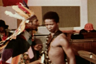 Funkadelic Footage from Record On Film