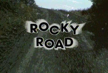 Rocky Road Library Footage