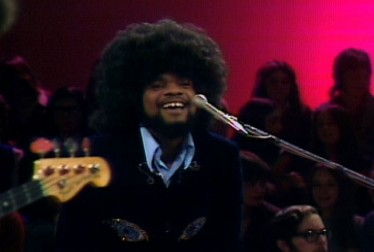 Billy Preston Footage from Rollin' on the River