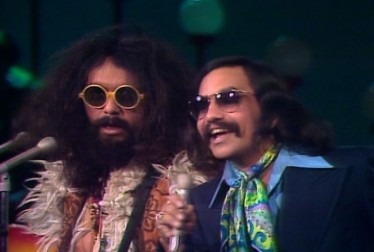 Cheech & Chong Footage from Rollin' on the River