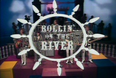 Rollin' on the River Library Footage