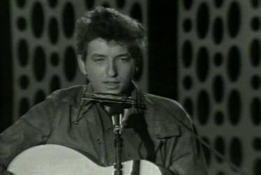 Bob Dylan Folk Music Footage
