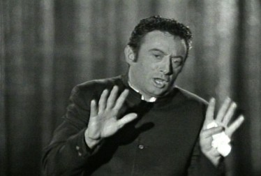 Lenny Bruce Footage from Steve Allen Show (1962)