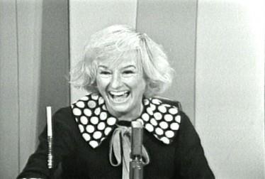 Phyllis Diller Footage from Steve Allen Show (1962)